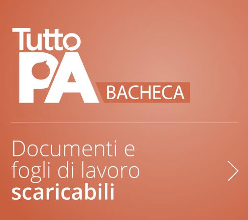 Bacheca TuttoPA