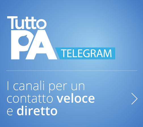TuttoPA Telegram